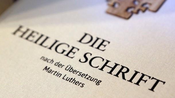 Auf Luthers Spuren durch Hessen
