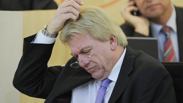 Fachanwalt erhebt schwere Vorwürfe gegen Bouffier