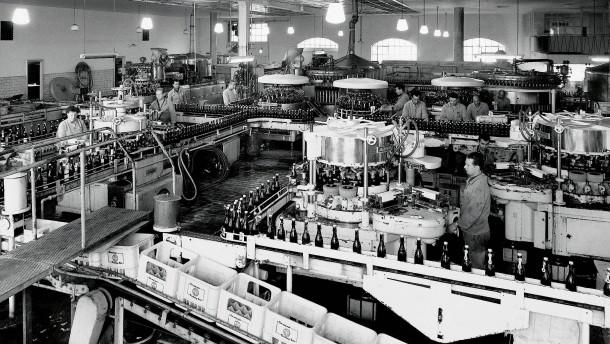 Eine Frankfurter Brauerei zwischen Tradition und Moderne