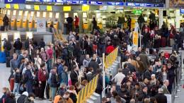 Neuer Fluggastrekord am Frankfurter Flughafen