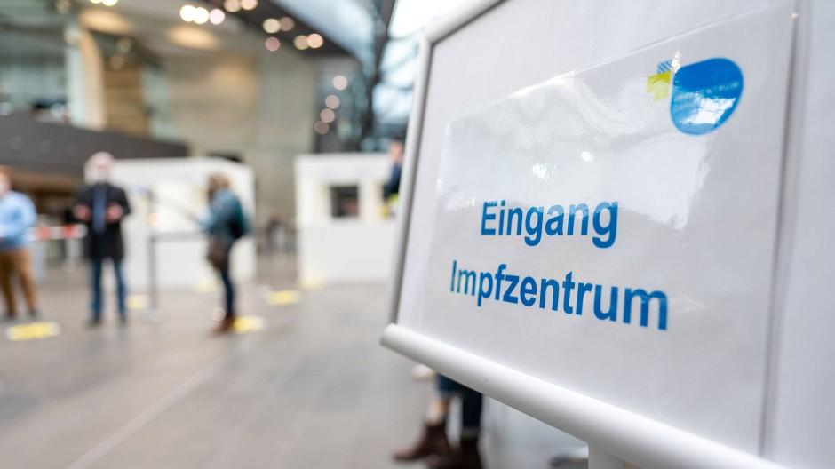 Willkommen: Im Darmstadtium beginnt der August mit einem Impf-Familientag.