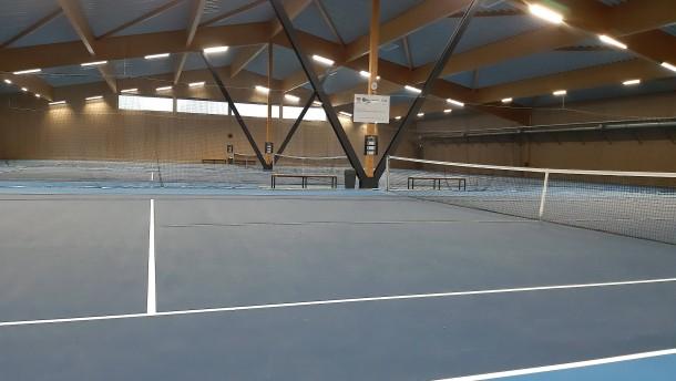 Großes Tennis für die Stadt
