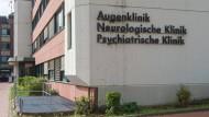 Tatort: die Psychiatrie in Frankfurt-Höchst