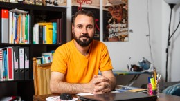 Lehrer im Irak, Erziehungshelfer in Deutschland