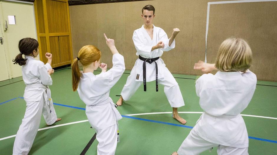 Auch künftig in Nied möglich: Die Judoka kämpfen künftig mit dem Eintracht-Adler auf der Brust.