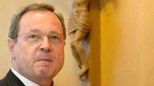 Bischof Bätzing wieder Adressat von Schmähungen