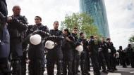 Kennzeichnungspflicht für Polizisten bei Demonstrationen