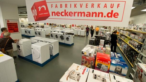Neckermann-Insolvenz gefährdet Vertriebspartner