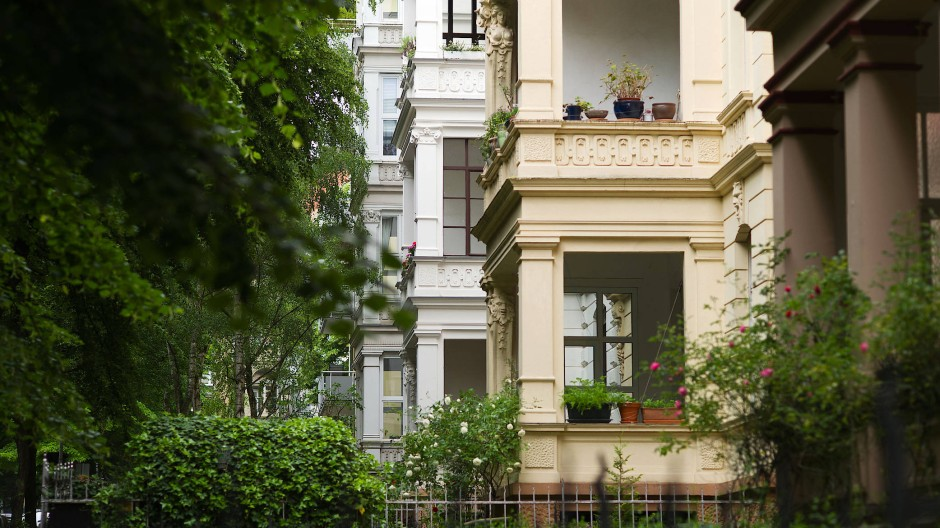 Wohnen wird teurer: Viele Vermieter erhöhen ihre Miete in Wiesbaden.