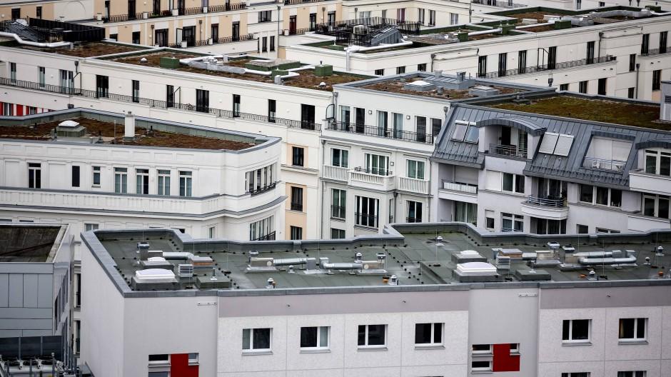 Dringend benötigt: Neuer Wohnraum muss geschaffen werden.