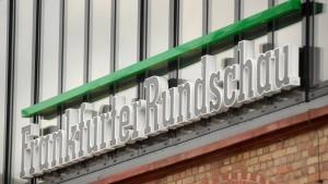Der Frankfurter Rundschau geht es besser