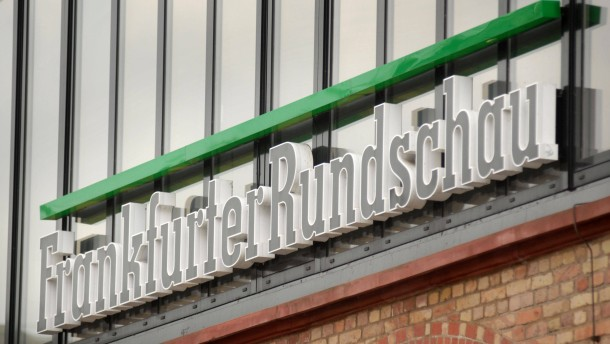 """Der """"Frankfurter Rundschau"""" geht es besser"""