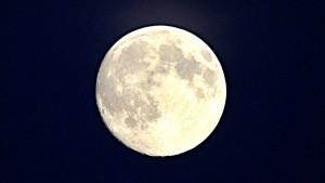 """""""Astronauten könnten in zehn Jahren auf dem Mond landen"""""""