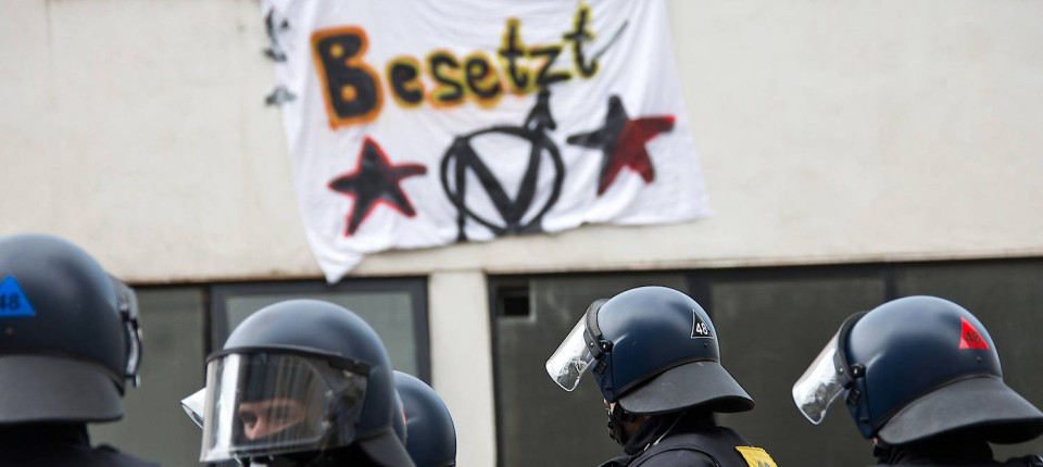 Frankfurt Illegale Besetzung Von Hausern Nimmt Weiter Zu
