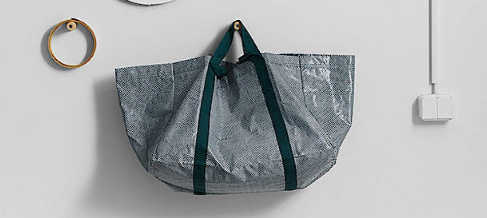 Perfekt Die Ikea Tasche Hat Konkurrenz: Abgehängt