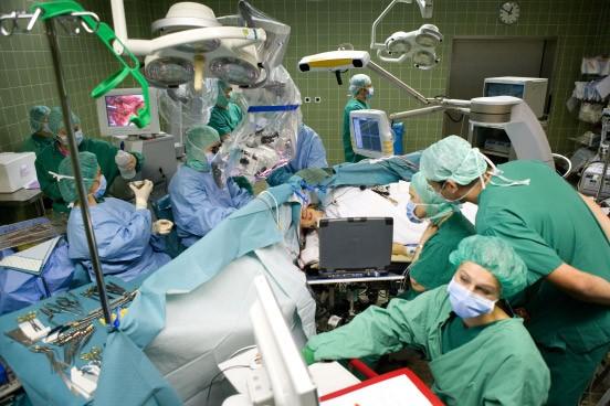 Neurochirurgie Frankfurt