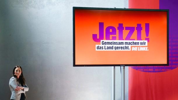 Wissler und Kessler als Wahlkreiskandidaten für den Bundestag