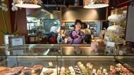 """Solides Sushi, schöne Salate: das """"Iimori Gyoza"""" bietet auch Originelles"""