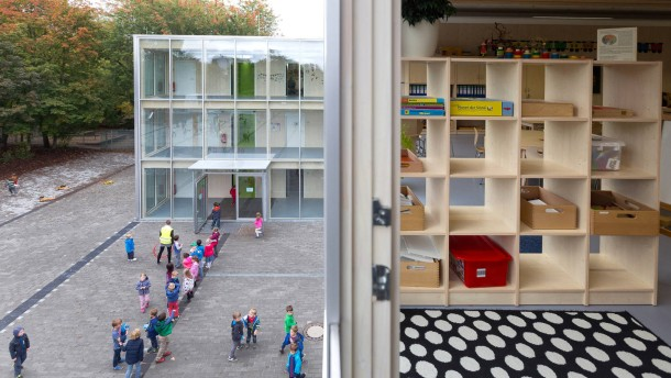 Frankfurt bekommt zehn neue Schulen