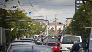 Kein Leitbild für Darmstadts wichtigste Straße
