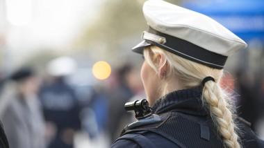 Drei Augen sehen mehr: Was Polizisten im Einsatz sehen, kann gleichzeitig aufgezeichnet werden
