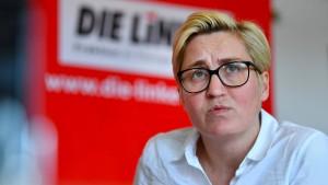 Auch Hennig-Wellsow will Linke-Chefin werden