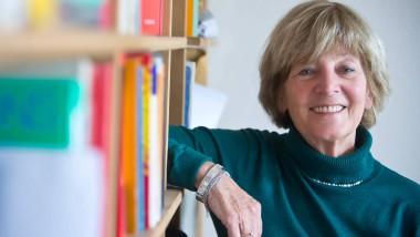 Pionierin: Die Juristin Margarethe Nimsch ist im Juni 1989 zur ersten Frankfurter Frauendezernentin gewählt worden.