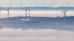 Al-Wazir: Hessen holt bei Windenergie auf