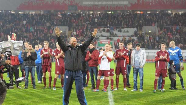 1/8 Finale DFB-Pokal, Offenbacher Kickers - Fortuna Duesseldorf