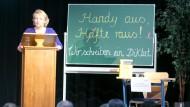 "Constanze Angermann liest  ""Frankfurt schreibt!"""