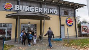 Kräfte von Burger King bangen um ihre Jobs
