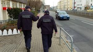 Bürger für freiwilligen Polizeidienst gesucht