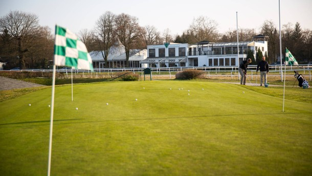 Viel Geld für den Golfklub