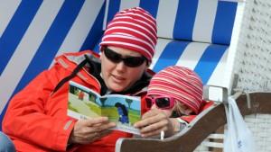 Vorlesen öffnet Kindern die Welt der Schrift
