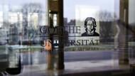 Starke Marke: Die Universität Frankfurt ist als erste Uni in Hessen systemakkreditiert.