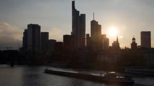 Wieder mehr Geschäftsreisen nach Frankfurt