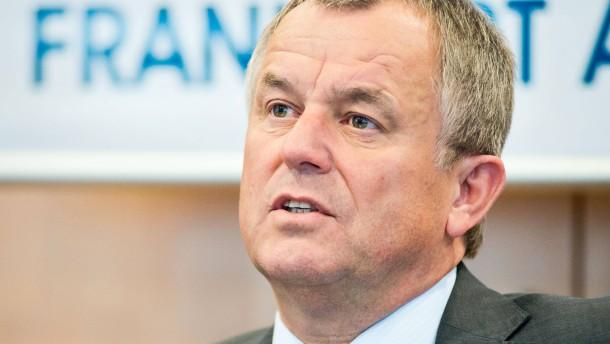 Bereswill wird neuer Frankfurter Polizeipräsident