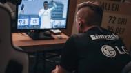 Abgezockt: Eintracht Frankfurt spielt auch digital in der Bundesliga