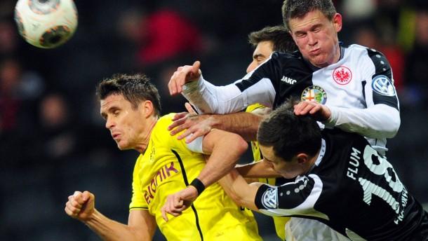 Zweiter Anlauf gegen Borussia