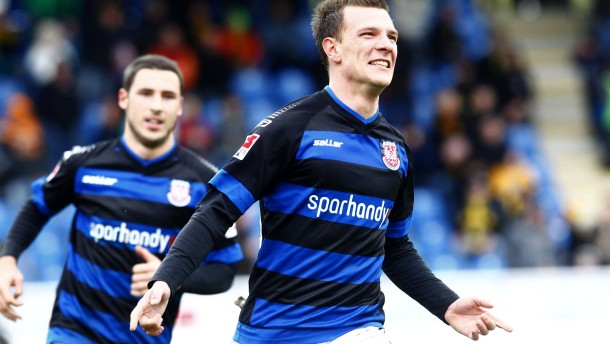 FSV Frankfurt gelingt 3:2 gegen Dresden