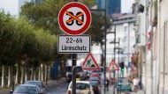 Von Schwarz-Gelb 2012 noch verworfen: Tempo 30 auf Hauptverkehrsadern in Frankfurt
