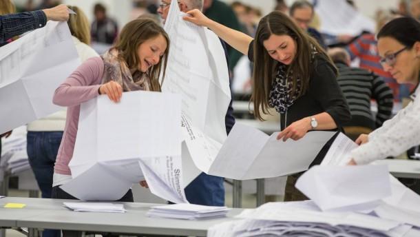 Das sind die wichtigsten Ergebnisse der Kommunalwahl