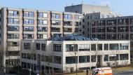 In der Kritik: die Horst-Schmidt-Klinik in Wiesbaden