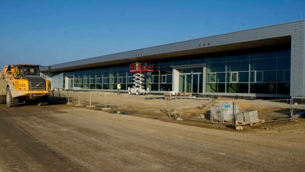 Ausbau des Regionalflughafens Kassel-Calden
