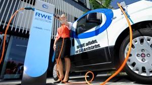 Mietwagenfahrer elektrisiert E-Mobilität noch nicht