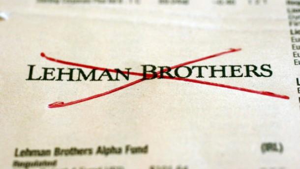 Aufsicht stoppt Geschäfte von Lehman in Frankfurt