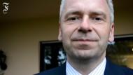 Michael Cyriax will Landrat bleiben