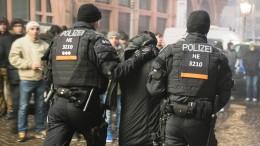 Anklage wegen falscher Sex-Mob-Geschichte