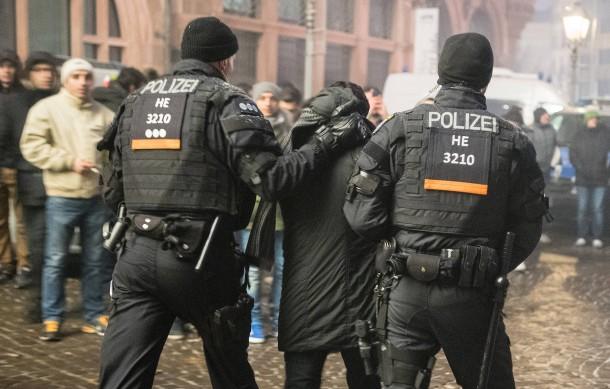 Frankfurt Polizei Aktuell