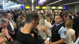 Fehlentscheidung hat Folgen für Flughafenkontrolleurin
